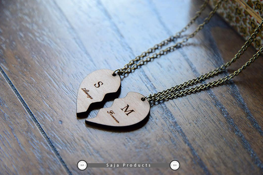 uk initials double htm necklace date pendant gifts co gettingpersonal heart a engraved
